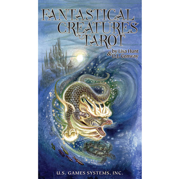 Fantastical Creatures Tarot - Grove and Grotto
