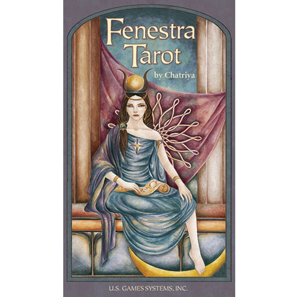 Fenestra Tarot - Grove and Grotto