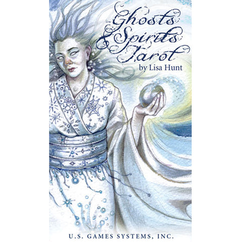 Ghosts and Spirits Tarot - Grove and Grotto