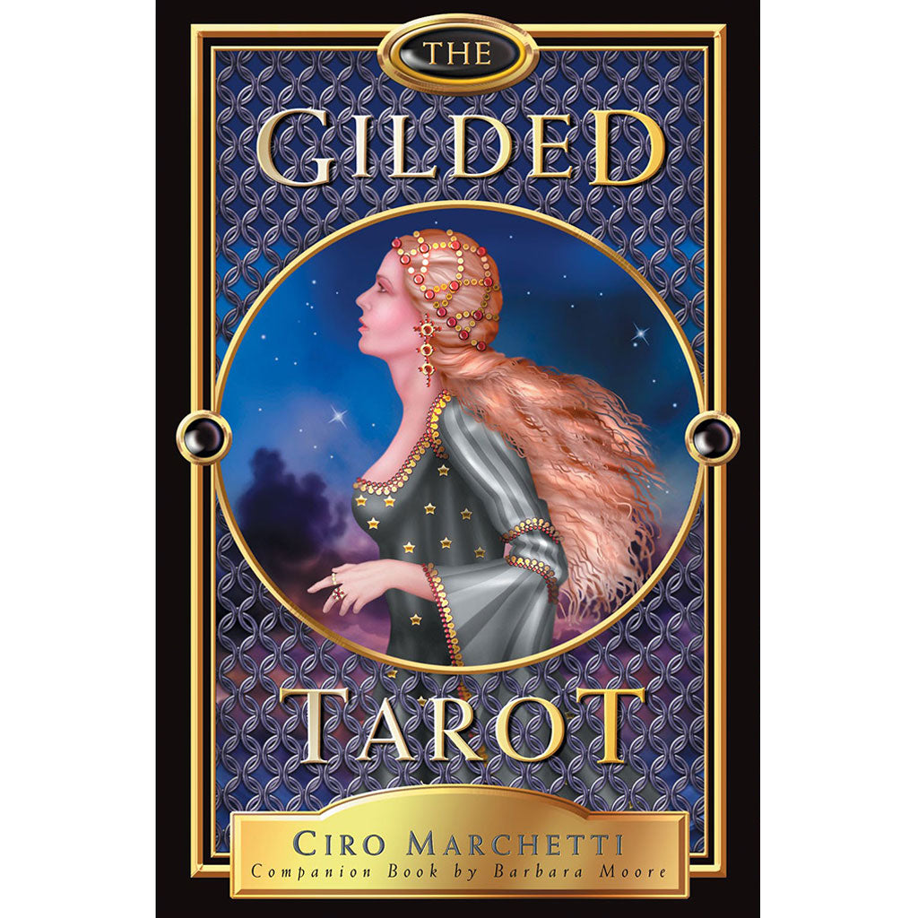 Gilded Tarot - Grove and Grotto