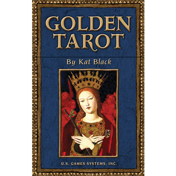 Golden Tarot - Grove and Grotto