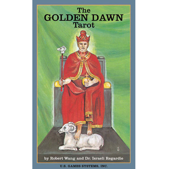 Golden Dawn Tarot - Grove and Grotto