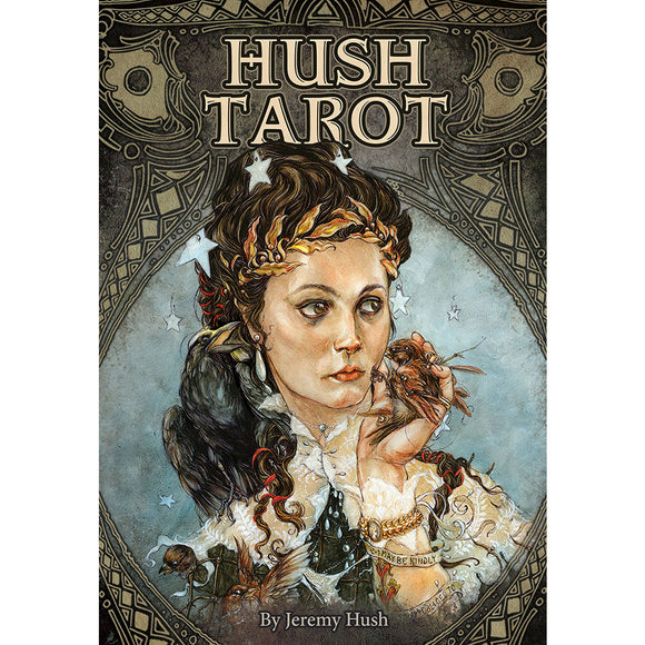 Hush Tarot - Grove and Grotto