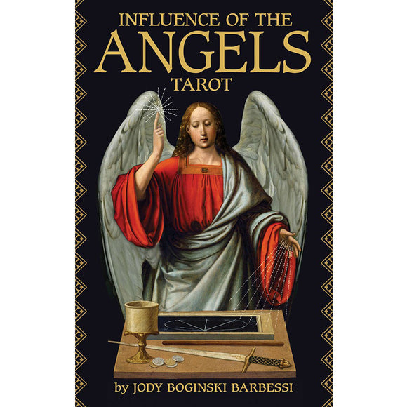 Influence of the Angels Tarot - Grove and Grotto