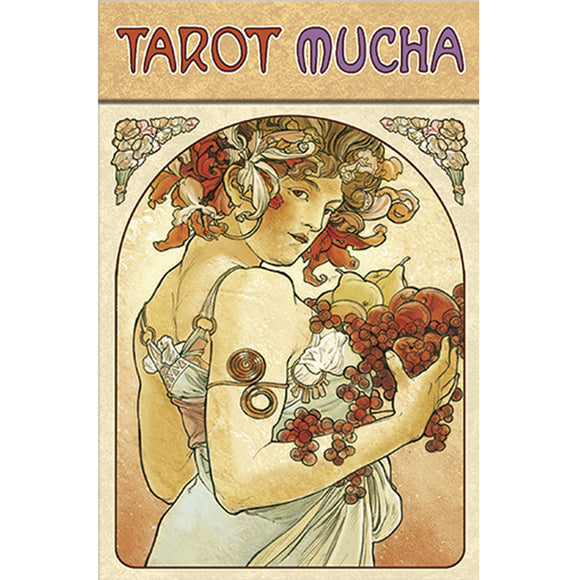 Tarot Mucha - Grove and Grotto