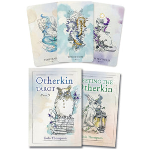 Otherkin Tarot (Boxed Set) - Grove and Grotto