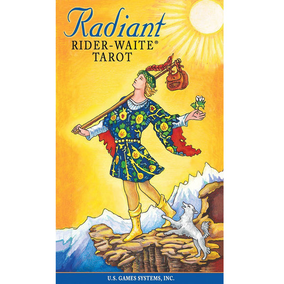 Radiant Rider-Waite Tarot - Grove and Grotto