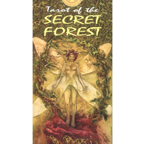 Tarot of the Secret Forest - Grove and Grotto