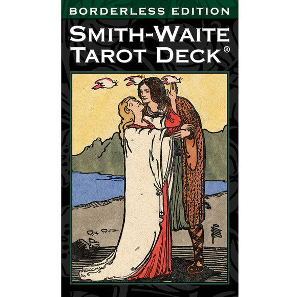 Smith-Waite Tarot (Borderless Edition) - Grove and Grotto