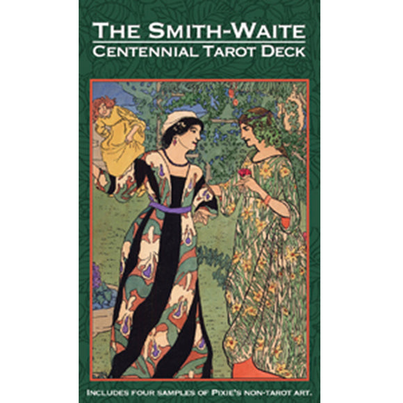 Smith-Waite Tarot (Centennial Edition) - Grove and Grotto