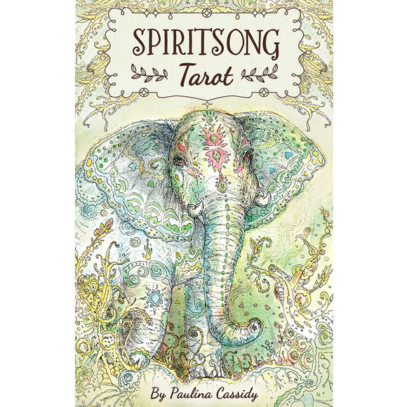Spiritsong Tarot - Grove and Grotto