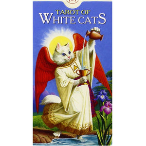 Tarot of White Cats - Grove and Grotto