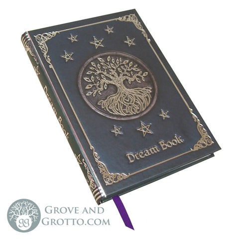 Embossed Dream Journal - Grove and Grotto