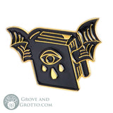 Book of Shadows Enamel Pin - Grove and Grotto