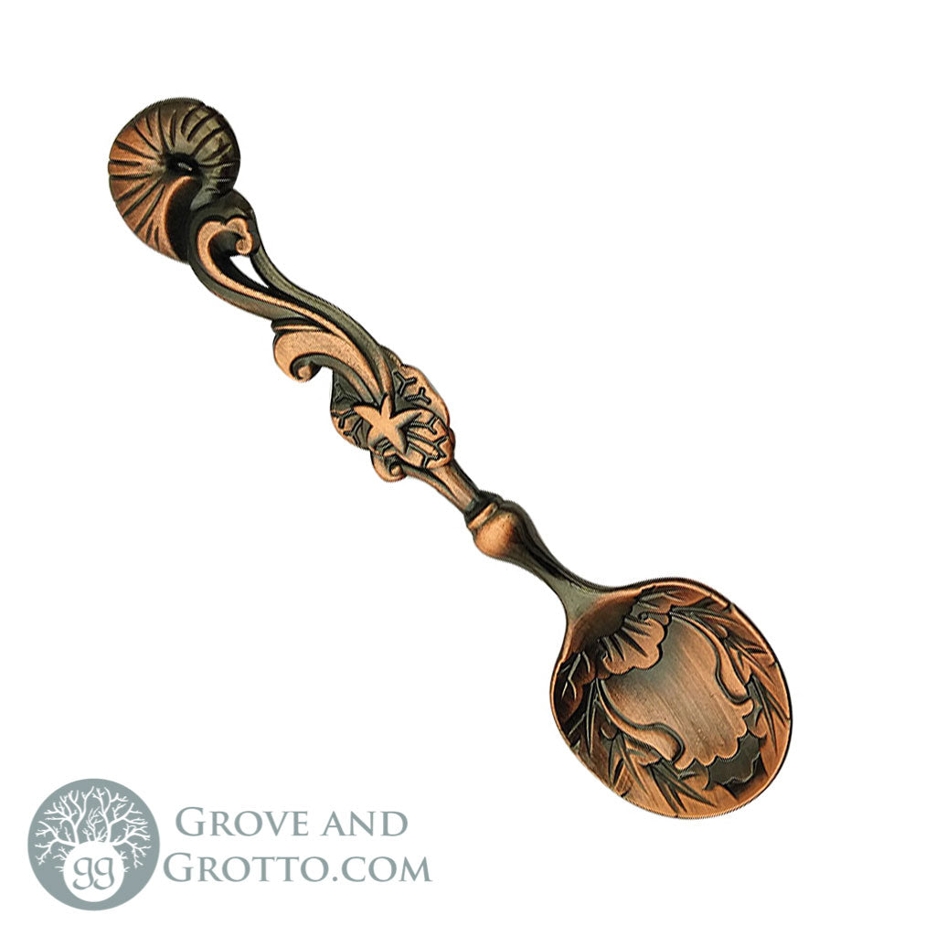 Nautilus Fairy Spoon (Copper)