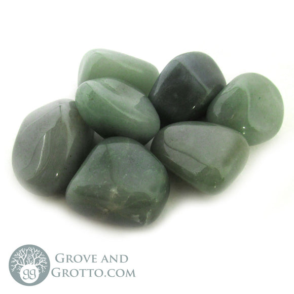 Green Aventurine Large (1 Piece) - Grove and Grotto