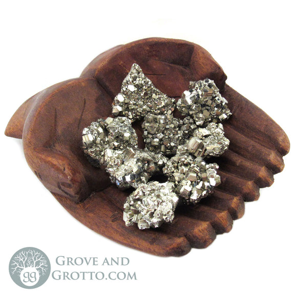 Pyrite Rough Large (1 Piece) - Grove and Grotto