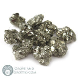 Pyrite Rough Medium (1 Piece) - Grove and Grotto