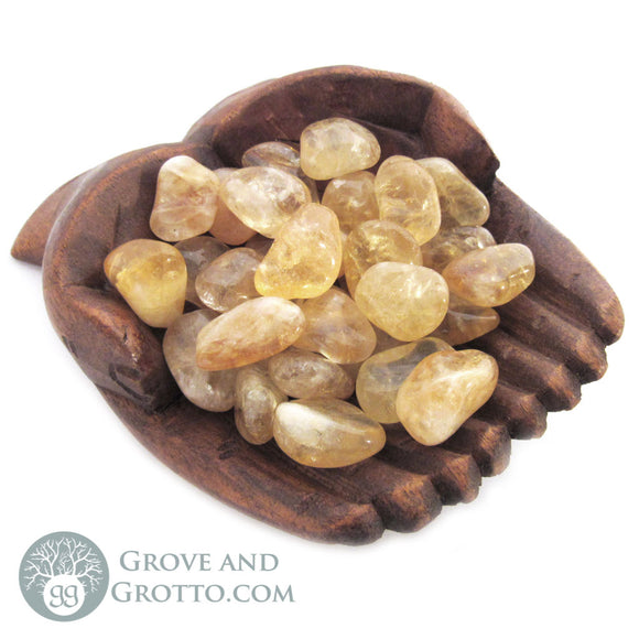 Citrine Small (1 Piece) - Grove and Grotto