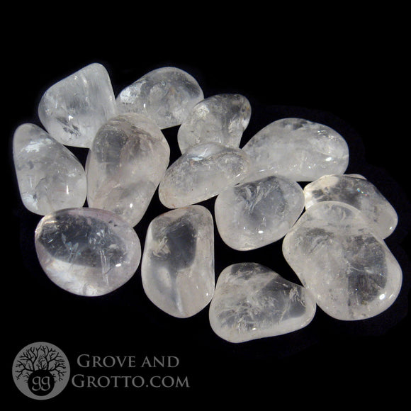 Clear Quartz Small (1 Piece) - Grove and Grotto
