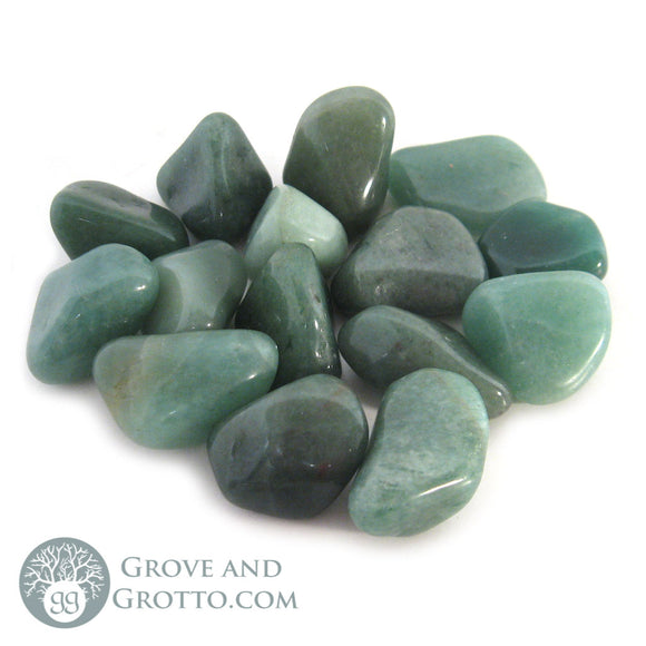 Green Aventurine Small (1 Piece) - Grove and Grotto