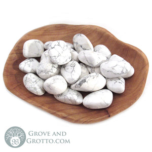 Howlite Large (1 Piece)