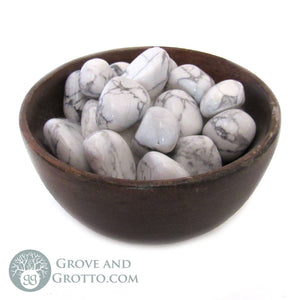 Howlite Small (1 Piece)