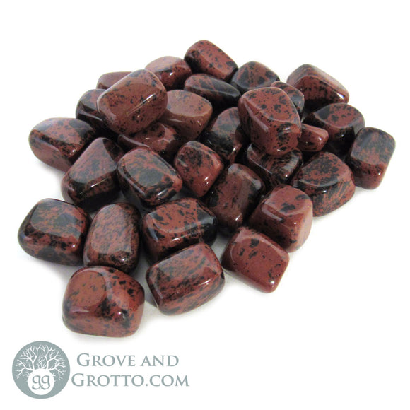 Mahogany Obsidian Small (1 Piece) - Grove and Grotto