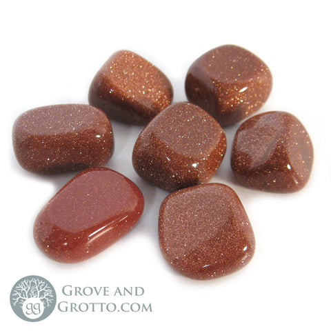 Red Goldstone (1 Piece)