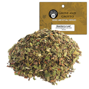 Bearberry Leaf (1/2 oz)