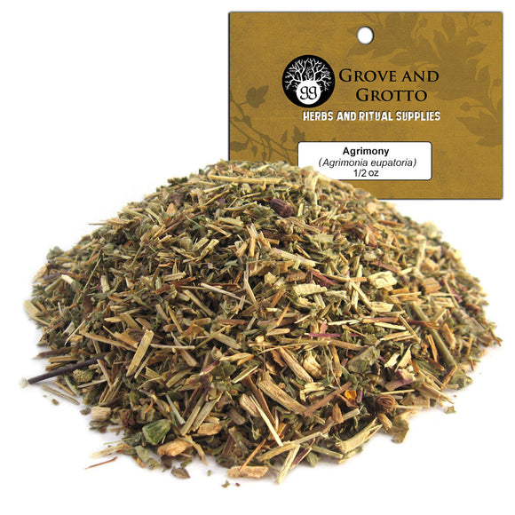 Agrimony (1/2 oz) - Grove and Grotto