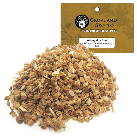 Astragalus Root (1 oz) - Grove and Grotto