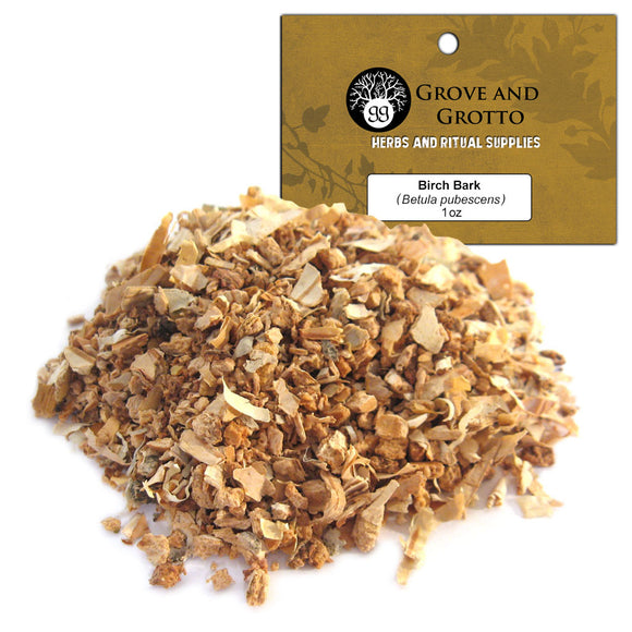 Birch Bark (1 oz) - Grove and Grotto