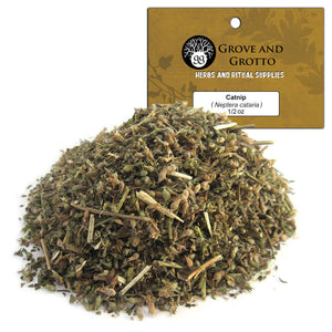 Catnip (1/2 oz) - Grove and Grotto