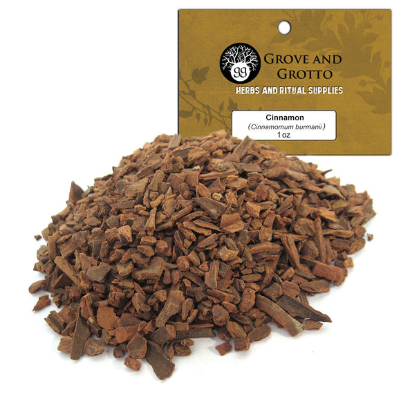 Cinnamon (1 oz) - Grove and Grotto