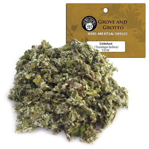 Coltsfoot (1/2 oz) - Grove and Grotto