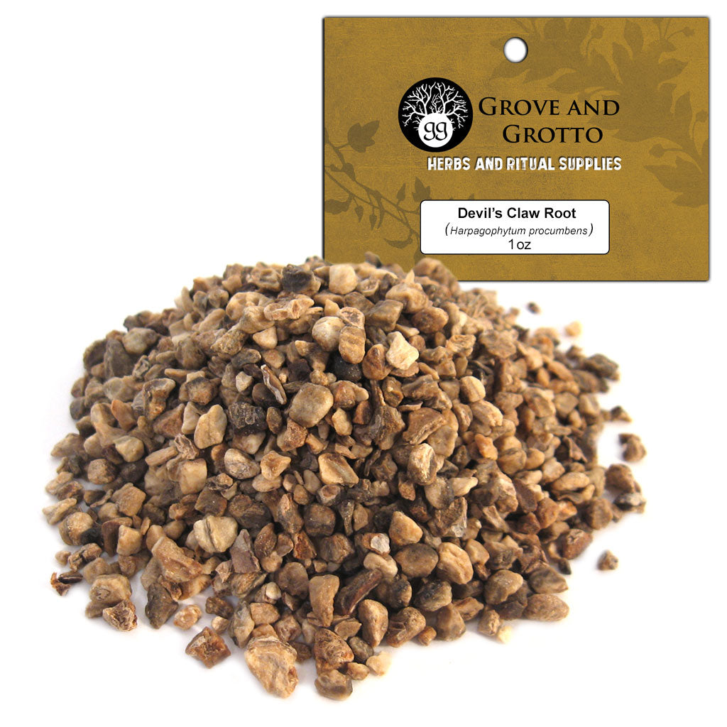 Devil's Claw Root (1 oz) - Grove and Grotto