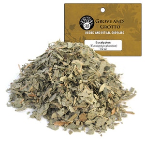 Eucalyptus (1/2 oz) - Grove and Grotto