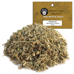 Horehound (1/2 oz) - Grove and Grotto
