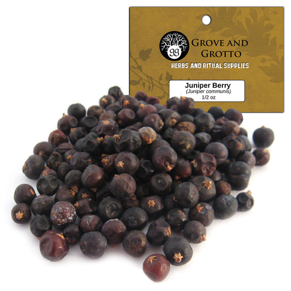 Juniper Berries (1/2 oz)