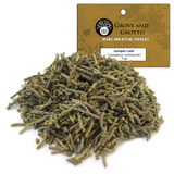 Juniper Leaf (1 oz) - Grove and Grotto