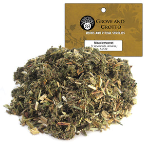 Meadowsweet (1/2 oz) - Grove and Grotto
