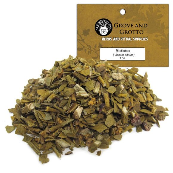 Mistletoe (1 oz) - Grove and Grotto