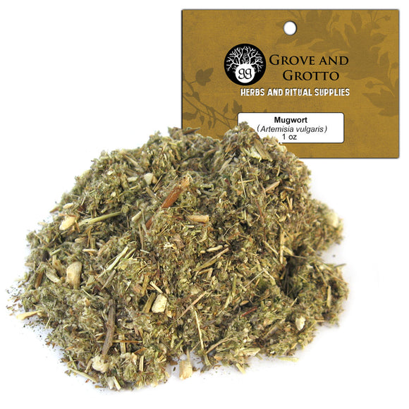 Mugwort (1 oz) - Grove and Grotto