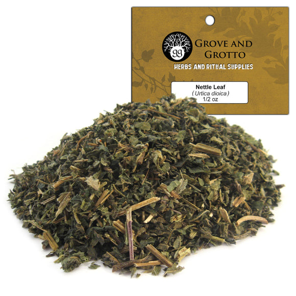 Nettle Leaf (1/2 oz) - Grove and Grotto