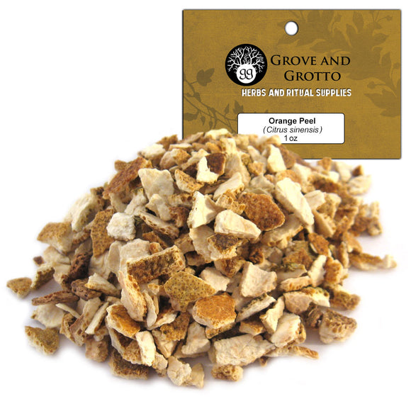 Orange Peel (1 oz) - Grove and Grotto