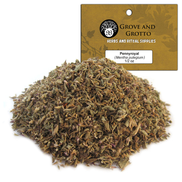 Pennyroyal (1/2 oz) - Grove and Grotto