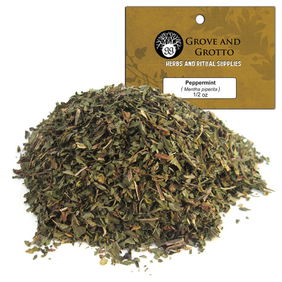 Peppermint (1/2 oz) - Grove and Grotto