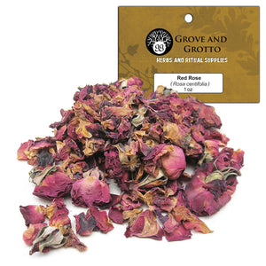 Red Rose (1 oz) - Grove and Grotto
