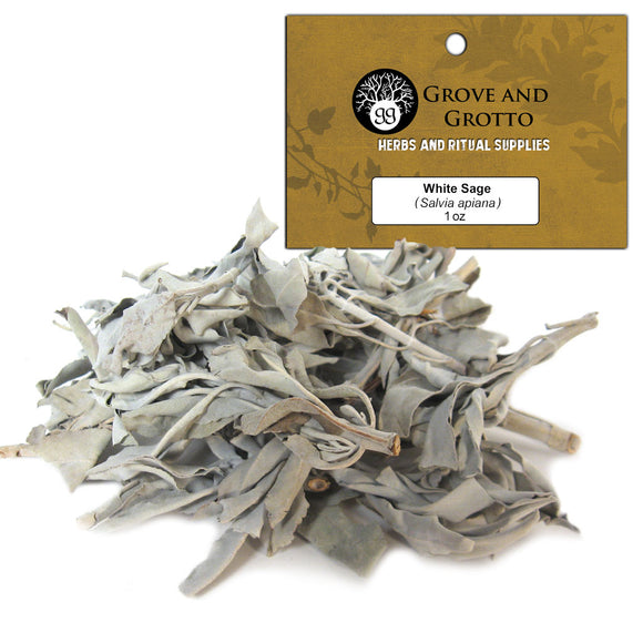 White Sage (1 oz) - Grove and Grotto